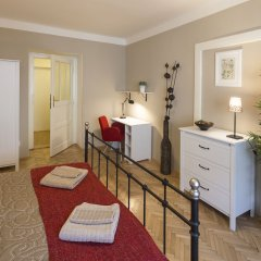 Отель Old Town - Templova Apartments Чехия, Прага - отзывы, цены и фото номеров - забронировать отель Old Town - Templova Apartments онлайн комната для гостей фото 5