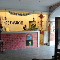 Отель Shanghai Naza Place Youth Hostel Китай, Шанхай - отзывы, цены и фото номеров - забронировать отель Shanghai Naza Place Youth Hostel онлайн интерьер отеля фото 3