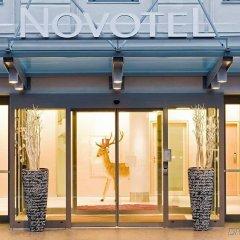 Отель Novotel Wien City Вена