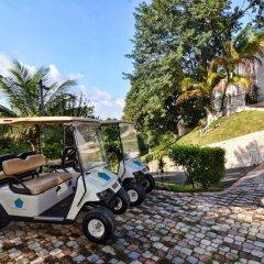 Отель Tropical Lagoon Resort спортивное сооружение
