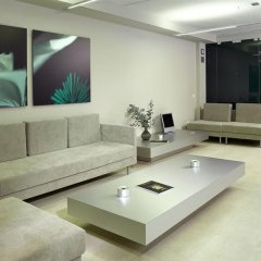 Отель Aparthotel Bcn Montjuic Барселона развлечения