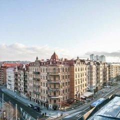 Отель Engel Apartments Швеция, Гётеборг - отзывы, цены и фото номеров - забронировать отель Engel Apartments онлайн балкон