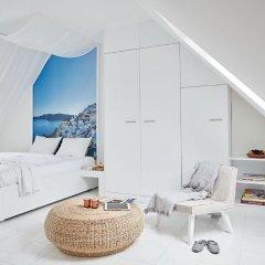 Отель VISIONAPARTMENTS Zurich Militärstrasse комната для гостей фото 4