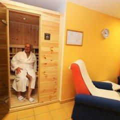 Отель LD Palace Bellaria Чехия, Франтишкови-Лазне - отзывы, цены и фото номеров - забронировать отель LD Palace Bellaria онлайн сауна