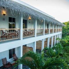 Отель Evexia Beach Collection Laamu балкон