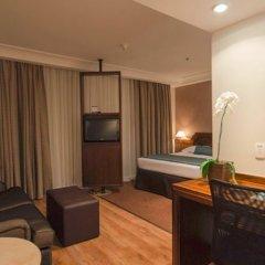 Отель Estanplaza Paulista Бразилия, Сан-Паулу - отзывы, цены и фото номеров - забронировать отель Estanplaza Paulista онлайн комната для гостей фото 5