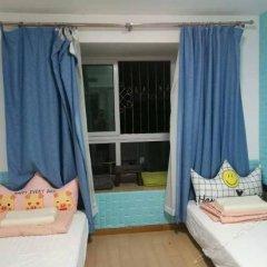 Отель Yunduan Youth Hostel Китай, Шанхай - отзывы, цены и фото номеров - забронировать отель Yunduan Youth Hostel онлайн балкон