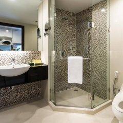 Отель Legacy Suites Sukhumvit by Compass Hospitality Таиланд, Бангкок - 2 отзыва об отеле, цены и фото номеров - забронировать отель Legacy Suites Sukhumvit by Compass Hospitality онлайн ванная фото 2