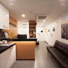 Отель K-Guesthouse Dongdaemun 1 Южная Корея, Сеул - отзывы, цены и фото номеров - забронировать отель K-Guesthouse Dongdaemun 1 онлайн в номере