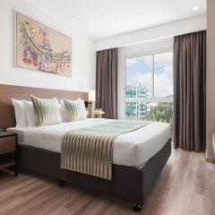 Отель Citadines Regency Saigon комната для гостей фото 4