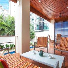 Отель Angels Villa балкон