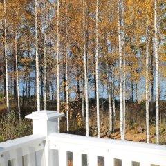 Отель SResort Big Houses Финляндия, Лаппеэнранта - отзывы, цены и фото номеров - забронировать отель SResort Big Houses онлайн балкон
