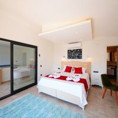 Отель Villa Irem by Akdenizvillam Патара комната для гостей фото 4