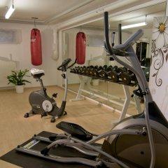 Отель ACHAT Premium Walldorf/Reilingen фитнесс-зал фото 3