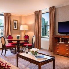 Отель The Roosevelt Hotel, New York City США, Нью-Йорк - 9 отзывов об отеле, цены и фото номеров - забронировать отель The Roosevelt Hotel, New York City онлайн комната для гостей фото 3