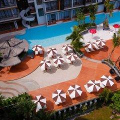 Отель Sea Seeker Krabi Resort бассейн фото 2