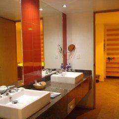 Отель Sevilla Palace Hotel Мексика, Мехико - отзывы, цены и фото номеров - забронировать отель Sevilla Palace Hotel онлайн ванная