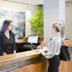 Hotel Ala D'Oro Милан интерьер отеля