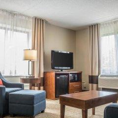 Отель Comfort Inn The Pointe США, Ниагара-Фолс - отзывы, цены и фото номеров - забронировать отель Comfort Inn The Pointe онлайн комната для гостей