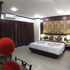 Patong Mansion Hotel комната для гостей