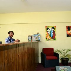 Отель Kaz Kreol Beach Lodge & Wellness Retreat интерьер отеля