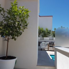 Отель Settegrana Италия, Чинизи - отзывы, цены и фото номеров - забронировать отель Settegrana онлайн балкон
