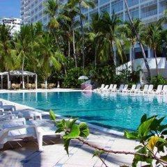 Hotel Elcano Acapulco Акапулько бассейн