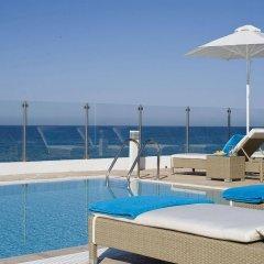 Отель Louis Althea Kalamies Villas Протарас бассейн фото 3