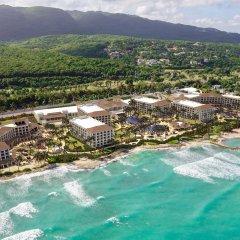Отель Hyatt Ziva Rose Hall Ямайка, Монтего-Бей - отзывы, цены и фото номеров - забронировать отель Hyatt Ziva Rose Hall онлайн пляж фото 2