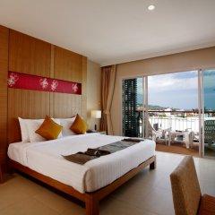 Andakira Hotel 4* Стандартный номер с разными типами кроватей фото 2