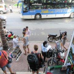 Saigon 237 Hotel спортивное сооружение