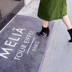 Отель Melia Paris Tour Eiffel спортивное сооружение