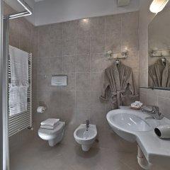 Отель Excelsior Terme Италия, Абано-Терме - отзывы, цены и фото номеров - забронировать отель Excelsior Terme онлайн ванная фото 2