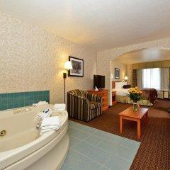 Отель Best Western Plus Cascade Inn & Suites спа