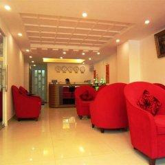 Отель Queen Bee Hotel Вьетнам, Хошимин - отзывы, цены и фото номеров - забронировать отель Queen Bee Hotel онлайн интерьер отеля фото 2