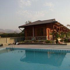 Отель Golden Mountain Hotel Мьянма, Хехо - отзывы, цены и фото номеров - забронировать отель Golden Mountain Hotel онлайн бассейн фото 2