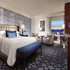 Отель Bellagio 5* Стандартный номер с различными типами кроватей фото 5