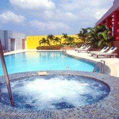 Отель Hôtel du Parc Hanoi бассейн фото 2
