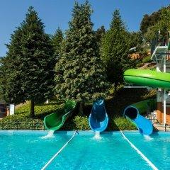 Отель Navarras Португалия, Амаранте - отзывы, цены и фото номеров - забронировать отель Navarras онлайн бассейн