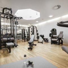 Отель Das Central – Alpine . Luxury . Life фитнесс-зал фото 4