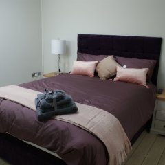Апартаменты St Anns Square Apartments комната для гостей фото 2