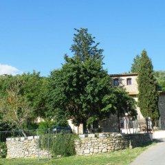 Отель Agriturismo Fattoria Di Gragnone Ареццо