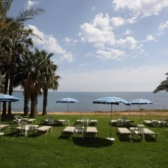 Ascos Coral Beach Hotel пляж