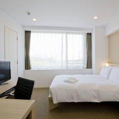 Отель Residential Hotel B:CONTE Asakusa Япония, Токио - 1 отзыв об отеле, цены и фото номеров - забронировать отель Residential Hotel B:CONTE Asakusa онлайн комната для гостей фото 5