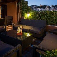 Отель Montecarlo гостиничный бар