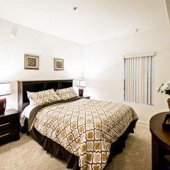 Отель Medici Apartel Лос-Анджелес комната для гостей