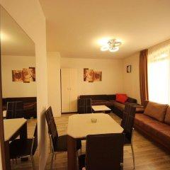 Отель Menada Tarsis Apartments Болгария, Солнечный берег - отзывы, цены и фото номеров - забронировать отель Menada Tarsis Apartments онлайн комната для гостей фото 2
