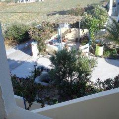 Отель Marina's Studios Греция, Остров Санторини - отзывы, цены и фото номеров - забронировать отель Marina's Studios онлайн балкон