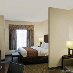Отель Comfort Suites Cicero удобства в номере фото 2