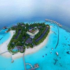 Отель Centara Grand Island Resort & Spa Maldives All Inclusive бассейн